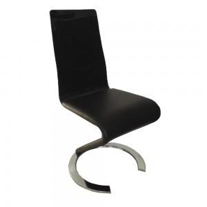 silla-comedor-DP-4544 negra