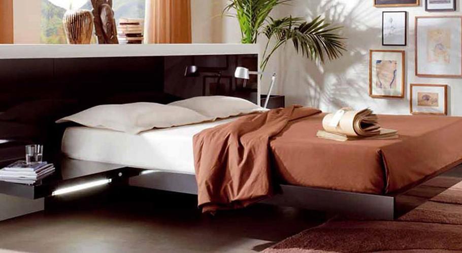 C mo organizar un dormitorio peque o con poco espacio for Muebles poco espacio