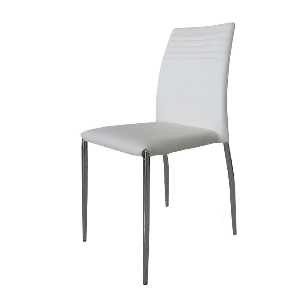 Silla comedor c 398 4 muebles arteco for Comedor pequea o 4 sillas