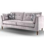 Sofá damasco